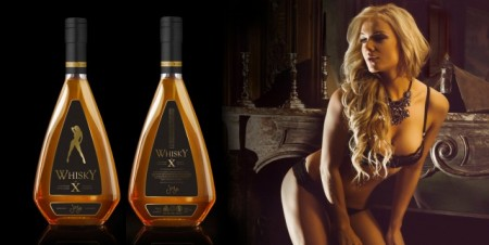 Whisky 'Body Blended' By Porn Stars On Sale