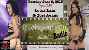 Tori Avano radio - Tori Avano to Guest On Chris King's Radio Show, June 9