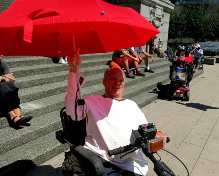 Patrick Clark, Vancouver client of sex workers, speaks out against federal law despite risk of being prosecuted