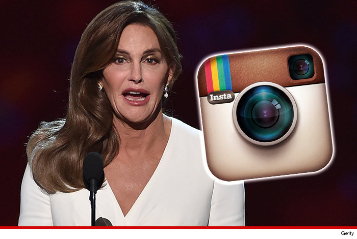 Caitlyn Jenner Instagram Blackout Over Hateful Comments