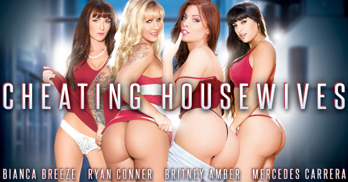 Zero Tolerance Releases 'Cheating Housewives' - TRPWL