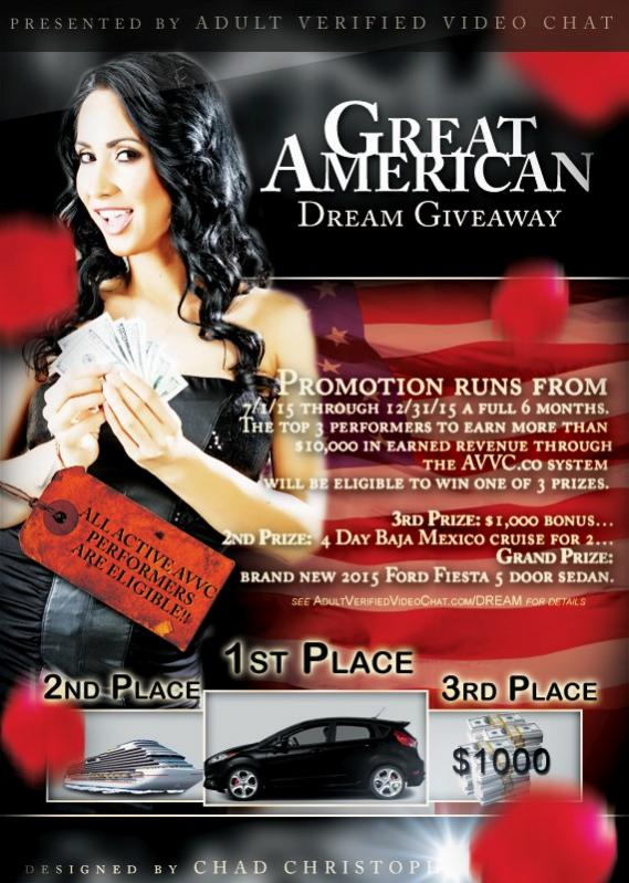 Great American Dream Giveaway