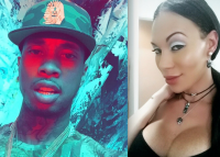 Tyga Accused Of Cheating On Kylie Jenner With Transgender Model Mia Isabella