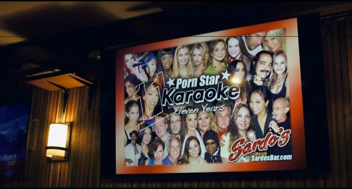 L.A. Times Profiles Sardo's Iconic Porn Star Karaoke
