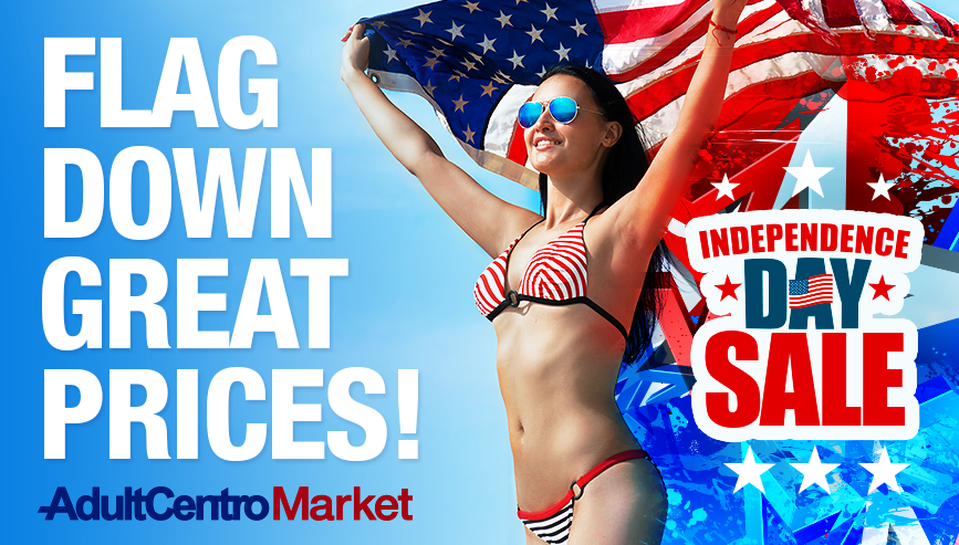 AdultCentro Market Producers Offer Independence Day Package Deals
