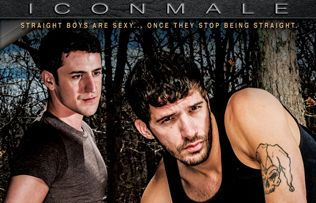 ICON MALE RELEASES NEW SERIES 'STRAIGHT BOY SEDUCTIONS'