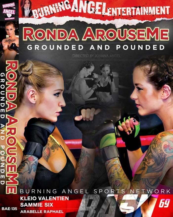 BurningAngel's Ronda ArouseMe Porn Parody is Available Now