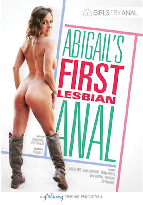 Girlsway Releases 'Abigail's First Lesbian Anal' This Week