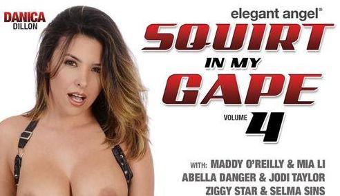 Casey Calvert Stars in 'Squirt in My Gape 4,' the Return of Elegant Angel's Iconic Series