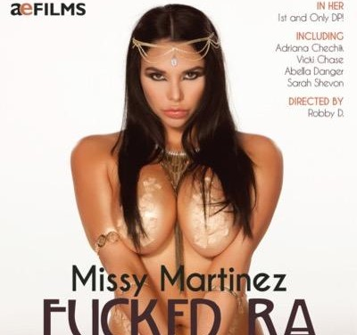 Missy Martinez Fucked Ra by AE Films Selected XBIZ Editor's Choice