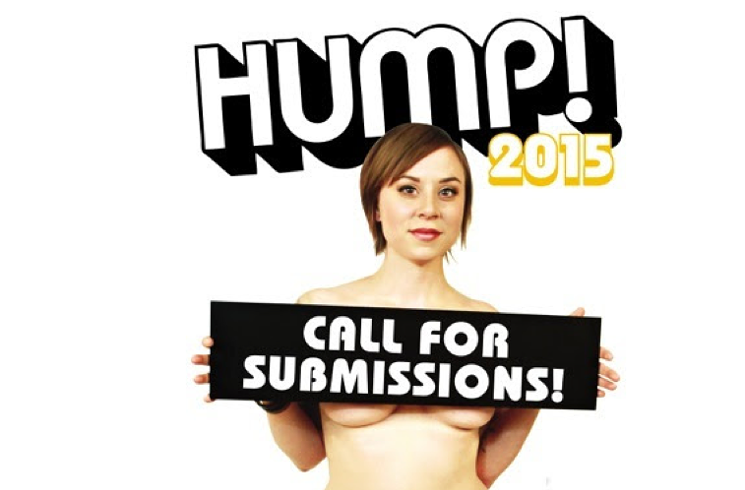 2015 Hump ! festival seeks sexy submissions