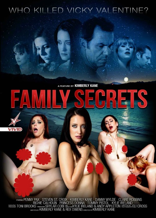 Vivid to Release Kimberly Kane's 'Family Secrets' on Sept. 1