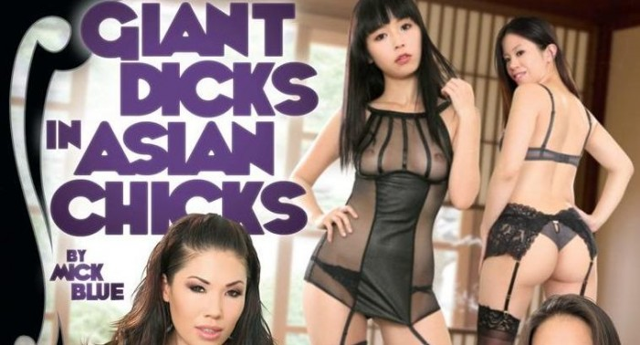 3rd Degree Releases 'Big Dicks in Asian Chicks'