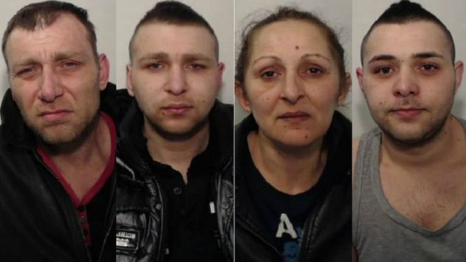 UK: Family jailed for trafficking Hungarian women for prostitution