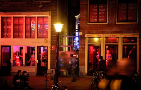 Gentrification in Amsterdam