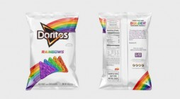 Apparently Doritos are 'Christian bashers' for making rainbow edition