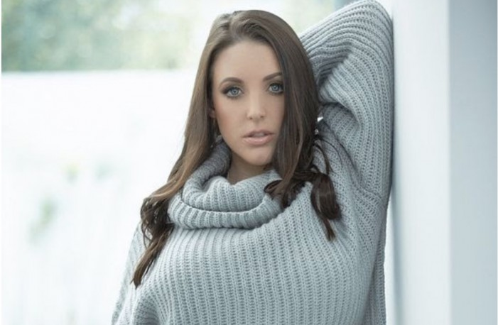 ANGELA WHITE Featured In Two Japanese Showcase DVDs