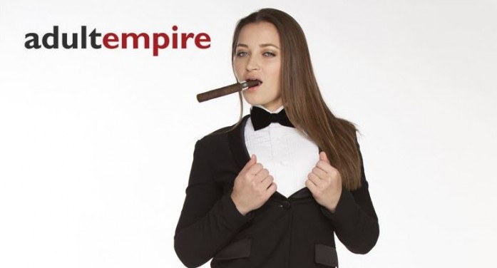 """Adult Empire Crowns Dani Daniels the Winner of the """"Empire Girl"""" Contest"""