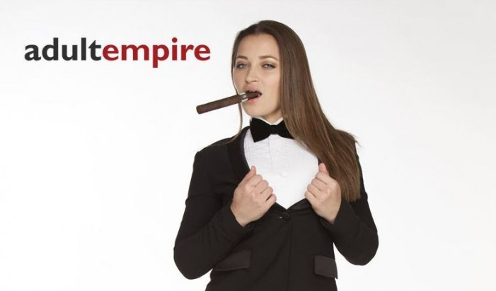 "Adult Empire Crowns Dani Daniels the Winner of the ""Empire Girl"" Contest"