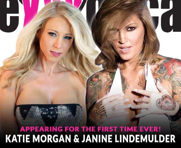 Adult Legends Katie Morgan and Janine to Headline Record-Breaking EXXXOTICA NJ 2015