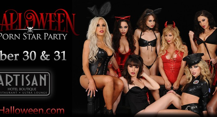 AVN Brings the Biggest Names in Adult Film to Las Vegas for Inaugural AVN Halloween Porn Star Party