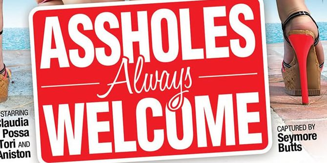 Seymore Butts' 'Assholes Always Welcome' Ships from Pure Play Media