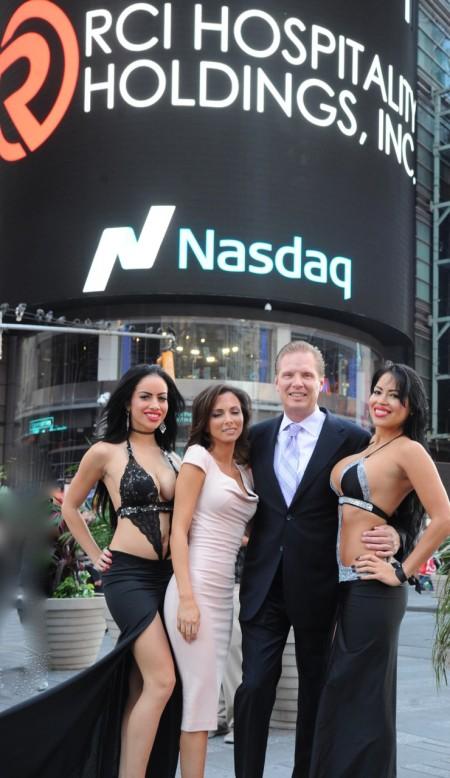 CEO Eric Langan-