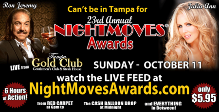 2015 NightMoves Awards Winners Announced