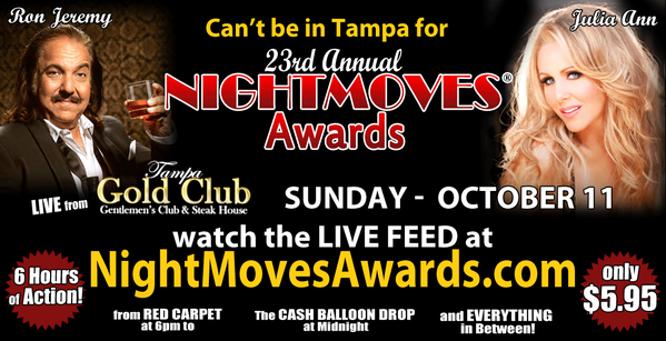 2015 NightMoves Awards Winners Announced