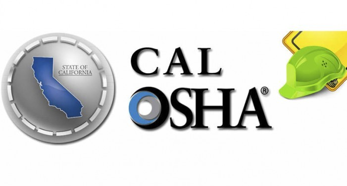 Cal/OSHA Goggles and Gloves Regs Likely To Take Effect in January