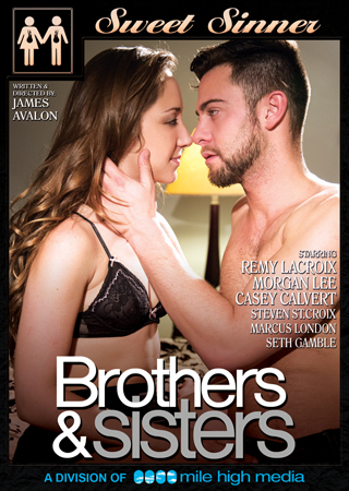 Mile High Media Pushes The Boundaries Of Taboo Porn With 'Brothers & Sisters'