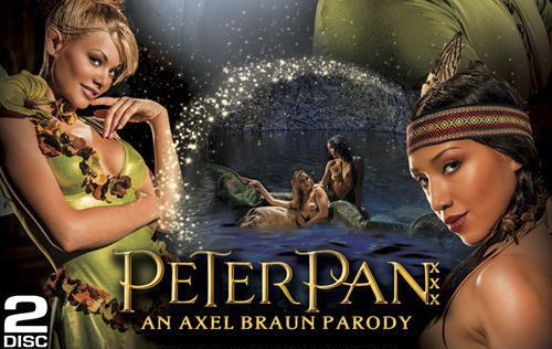 'Peter Pan XXX: An Axel Braun Parody' Trailer w/ Riley Steele, Keira Nicole