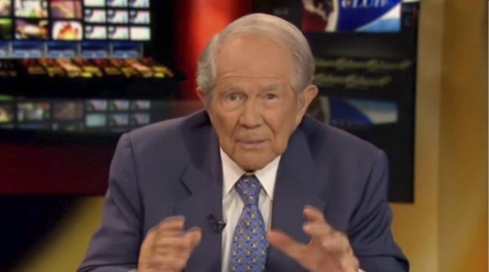 Pat Robertson: Gays Want To Persecute, Bankrupt and Jail All Christians [VIDEO]