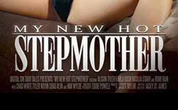 Digital Sin Presents 'My New Hot Stepmother'