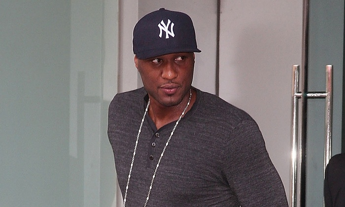 Lamar Odom Found Unconscious at Love Ranch Brothel in Nevada UPDATED