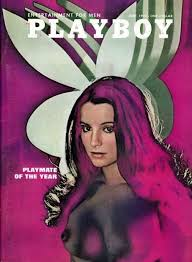 Playboy's June 1970 cover, featuring PMOY Claudia Jennings