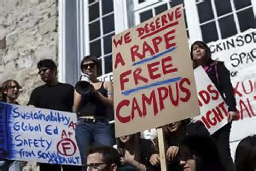 Cathy Young: Campus Sexual Assault and a Modern 'Crucible'