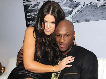 Khloé Kardashian and Lamar Odom Jake Holly/startraksphoto.com