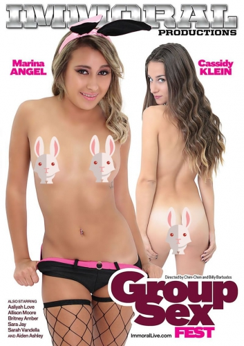 Group Sex Fest