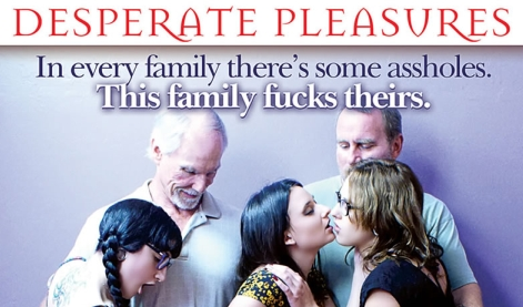 Pure Play Media & Desperate Pleasures Release 'Family Anal Adventures'