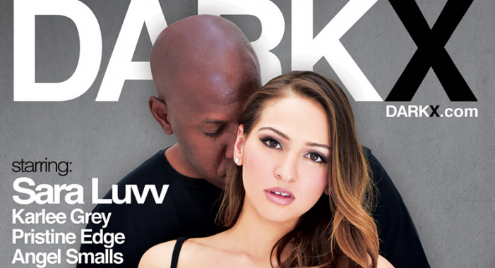 Dark X & Mason Reveal Sara Luvv's 1st Interracial scene
