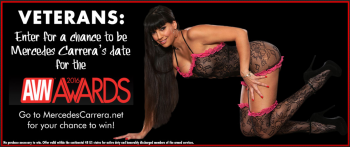 Veterans: enter for your chance to #DateMercedes for #AVN2016