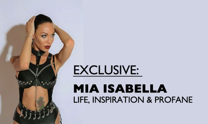 Mia Isabella Lands Exclusive Interview with TransGlobal Magazine