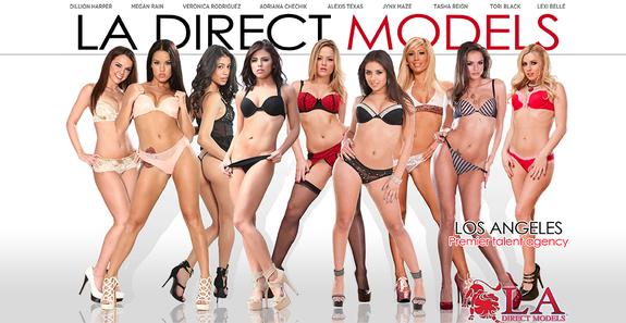 LA Direct's Models Headline EXXXOTICA New York