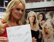 Wicked Pictures Superstar, Writer, & Director Stormy Daniels Bares All on Reddit