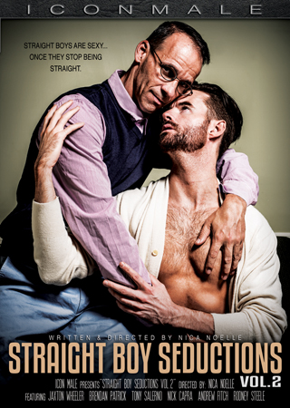 Icon Male Releases 2nd Volume Of 'Straight Boy Seductions'