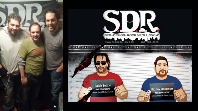 SDR Show Welcomes Rick Shapiro Into Studio