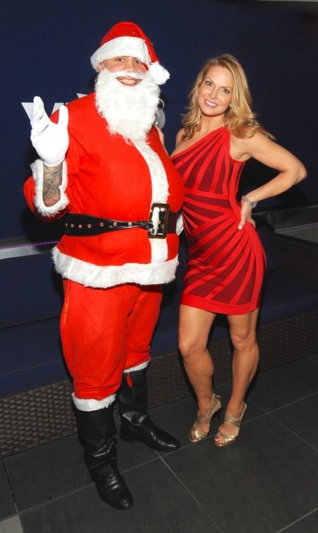 Santa and Savanna