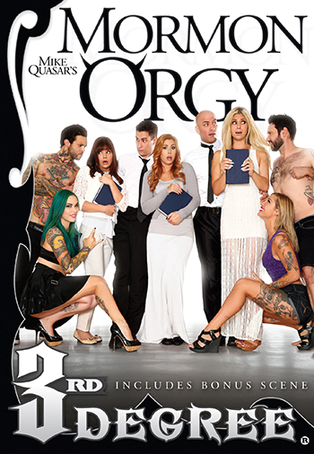 3rd Degree Releases Mormon Orgy