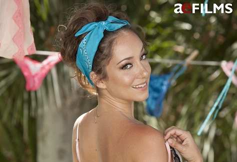 AE Films Gets Wild with Remy LaCroix's 'Untamed' for December 2015